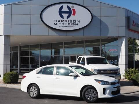 2020 Kia Rio for sale at Harrison Imports in Sandy UT