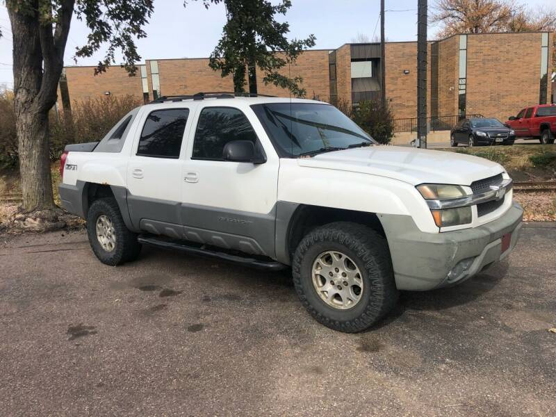 2002 Chevrolet Avalanche for sale at Imperial Group in Sioux Falls SD