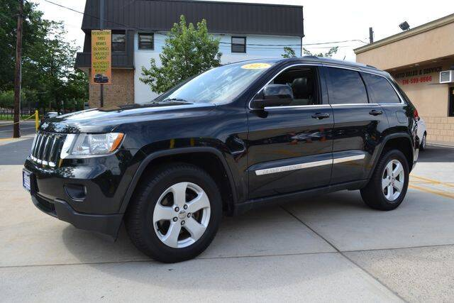 2012 Jeep Grand Cherokee for sale at Father and Son Auto Lynbrook in Lynbrook NY