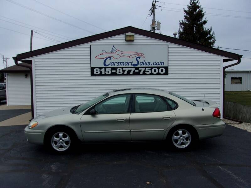 2005 Ford Taurus for sale at CARSMART SALES INC in Loves Park IL