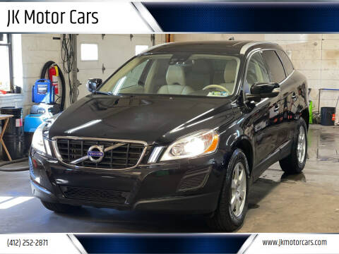 2011 Volvo XC60 for sale at JK Motor Cars in Pittsburgh PA