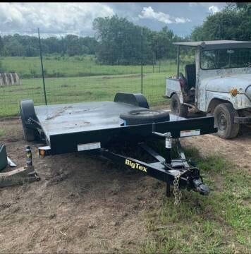 2019 Big Tex Flat Bed
