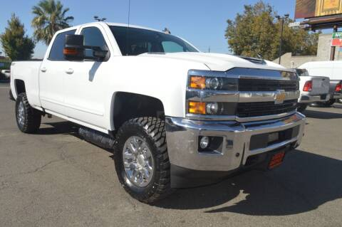 2017 Chevrolet Silverado 2500HD for sale at Sac Truck Depot in Sacramento CA