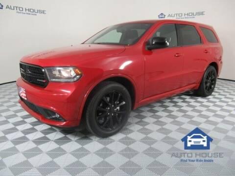2018 Dodge Durango for sale at Autos by Jeff Tempe in Tempe AZ