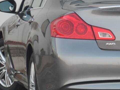 2015 Infiniti Q40 for sale at Moto Zone Inc in Melrose Park IL