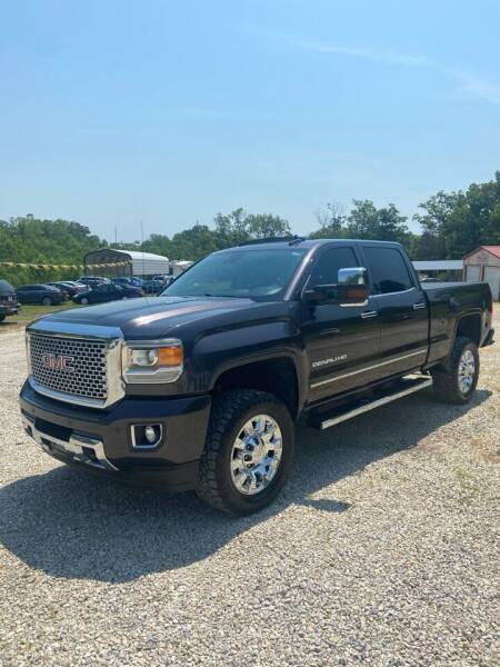 2015 GMC Sierra 2500HD for sale at Dons Used Cars in Union MO