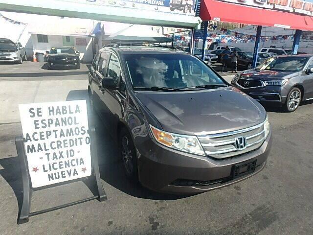 2011 Honda Odyssey for sale at Cedano Auto Mall Inc in Bronx NY