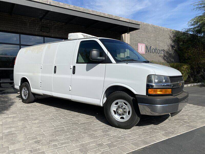 2014 Chevrolet Express Cargo for sale at 101 MOTORS in Tempe AZ