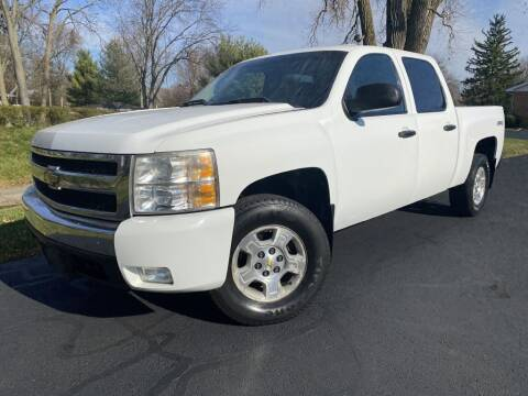 2007 Chevrolet Silverado 1500 for sale at Bloomington Auto Sales in Bloomington IL