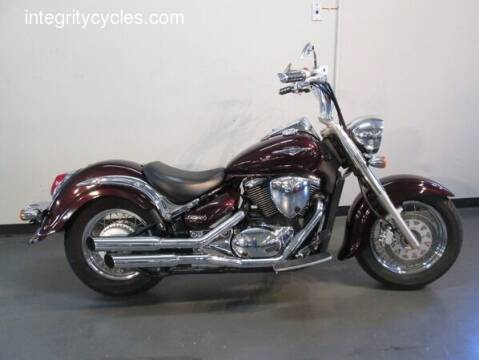 2009 Suzuki Boulevard C50 for sale at INTEGRITY CYCLES LLC in Columbus OH