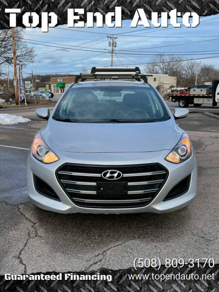 2016 Hyundai Elantra GT for sale at Top End Auto in North Atteboro MA