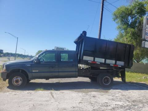 2004 Ford F-350 Super Duty for sale at Crown Auto and Fleet Services Inc. in Ocala FL
