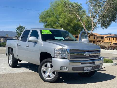 2011 Chevrolet Silverado 1500 for sale at Esquivel Auto Depot in Rialto CA