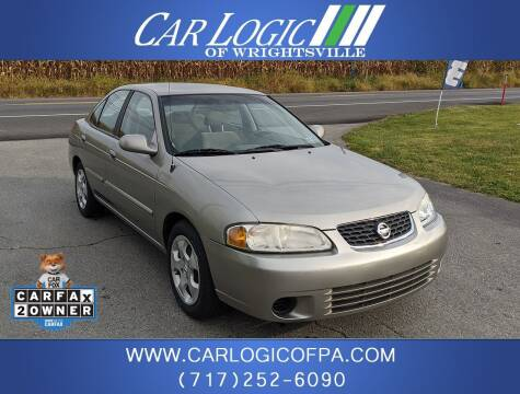 2003 Nissan Sentra for sale at Car Logic in Wrightsville PA