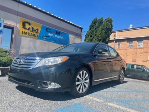 2011 Toyota Avalon for sale at Car Mart Auto Center II, LLC in Allentown PA