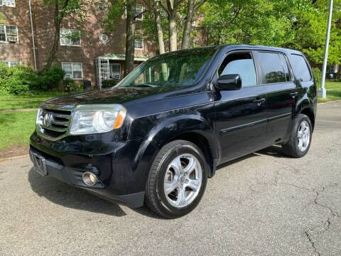 2012 Honda Pilot for sale at FLUSHIN AUTO in Flushing NY