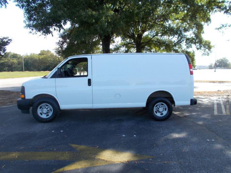2017 Chevrolet Express Cargo for sale at A & P Automotive in Montgomery AL