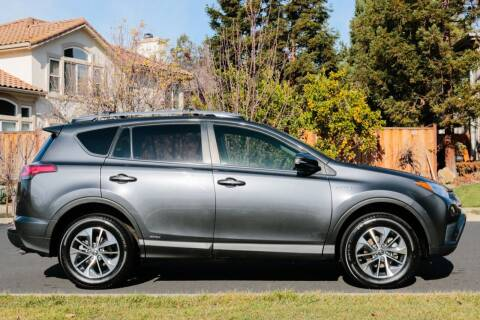 2018 Toyota RAV4 Hybrid for sale at California Diversified Venture in Livermore CA