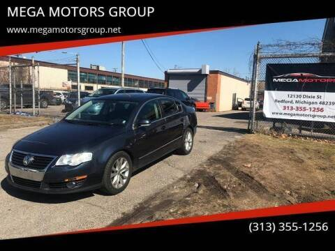 2008 Volkswagen Passat for sale at MEGA MOTORS GROUP in Redford MI