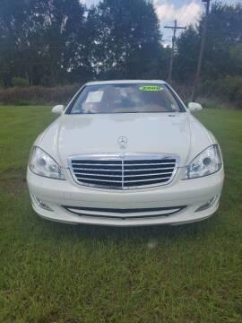 2008 Mercedes-Benz S-Class for sale at CAPITOL AUTO SALES LLC in Baton Rouge LA