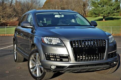 2012 Audi Q7 for sale at Speedy Automotive in Philadelphia PA