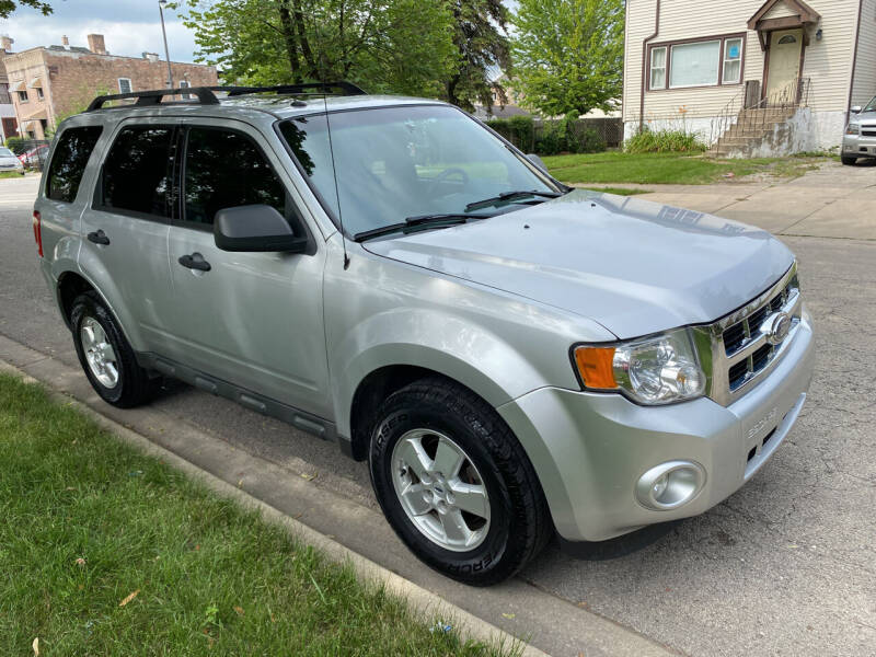 2010 Ford Escape for sale at RIVER AUTO SALES CORP in Maywood IL