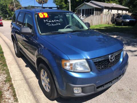 2009 Mazda Tribute for sale at Castagna Auto Sales LLC in Saint Augustine FL