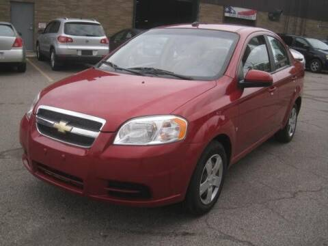 2009 Chevrolet Aveo for sale at ELITE AUTOMOTIVE in Euclid OH