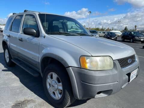 2002 Ford Escape for sale at Express Auto Sales in Sacramento CA