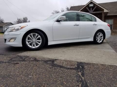 2013 Hyundai Genesis for sale at Farha Used Cars in Wichita KS