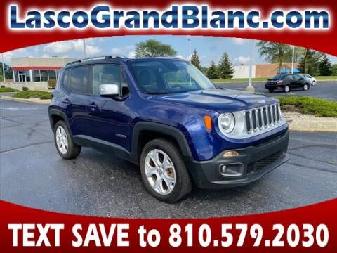 2016 Jeep Renegade for sale at Lasco of Grand Blanc in Grand Blanc MI