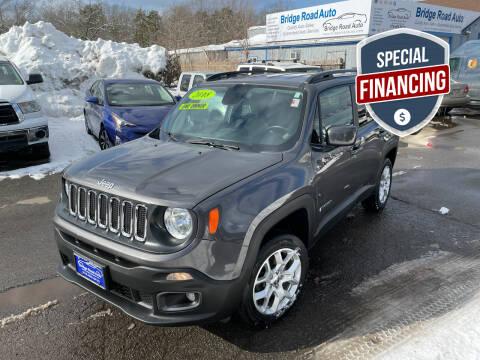 2018 Jeep Renegade for sale at Bridge Road Auto in Salisbury MA