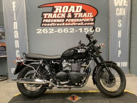 2016 Triumph Bonneville for sale at Road Track and Trail in Big Bend WI