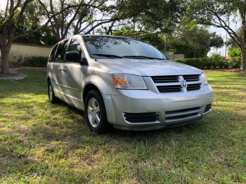 2009 Dodge Grand Caravan for sale at GERMANY TECH in Boca Raton FL