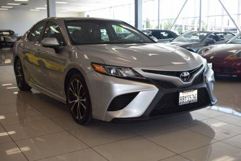 2018 Toyota Camry for sale at Legend Auto in Sacramento CA