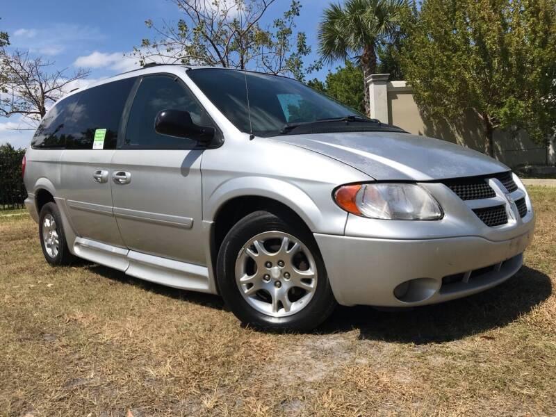 2004 Dodge Grand Caravan for sale at Kaler Auto Sales in Wilton Manors FL