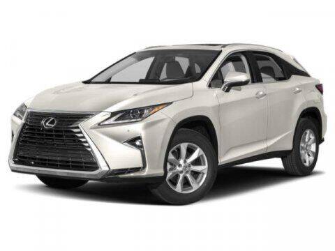 2018 Lexus RX 350 for sale at HILAND TOYOTA in Moline IL