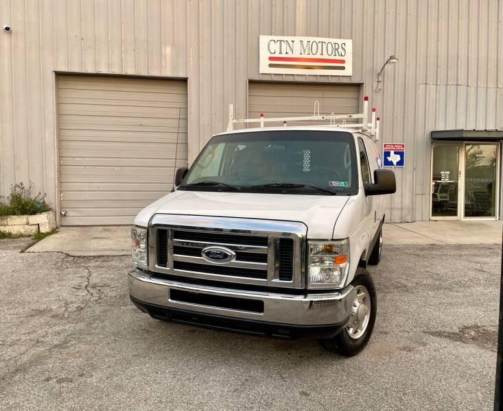 2010 Ford E-Series Cargo for sale at CTN MOTORS in Houston TX