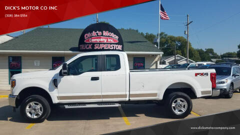 2018 Ford F-350 Super Duty for sale at DICK'S MOTOR CO INC in Grand Island NE