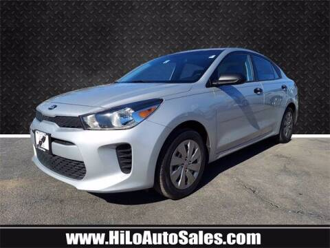 2018 Kia Rio for sale at Hi-Lo Auto Sales in Frederick MD