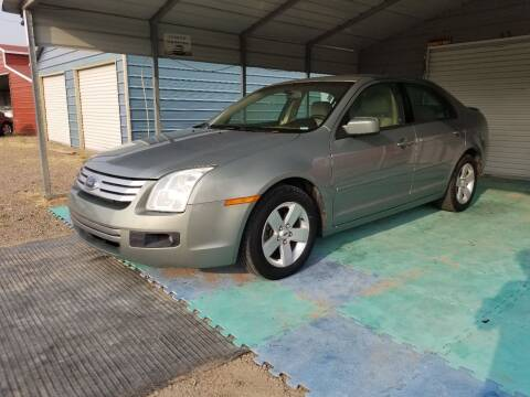 2008 Ford Fusion for sale at QUALITY MOTOR COMPANY in Portales NM