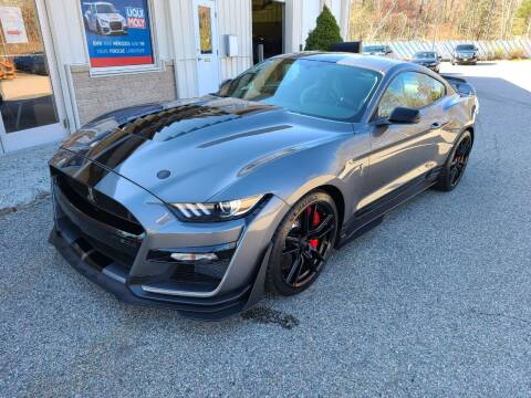 2021 Ford Mustang for sale at Medway Imports in Medway MA