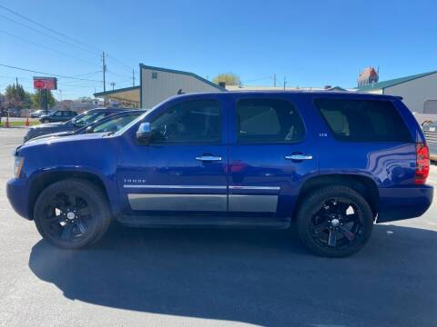 2010 Chevrolet Tahoe for sale at Auto Image Auto Sales Chubbuck in Chubbuck ID