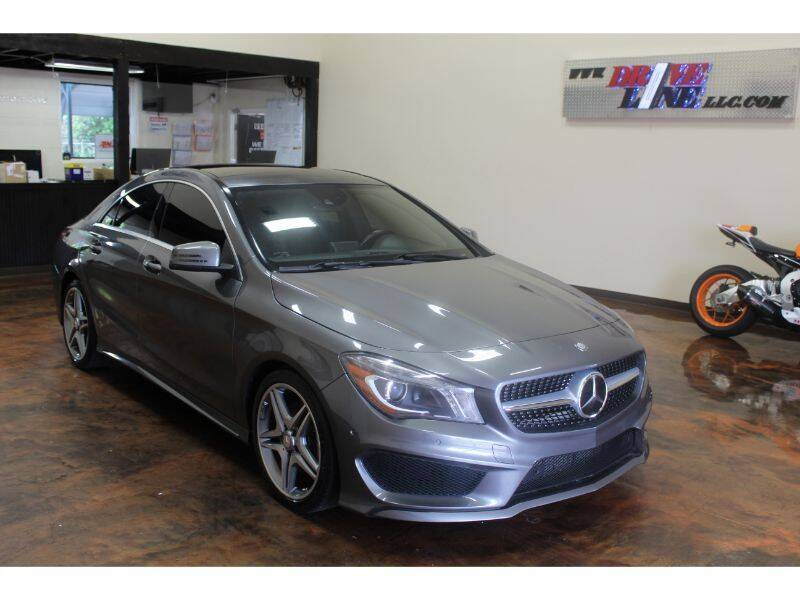 2014 Mercedes-Benz CLA for sale at Driveline LLC in Jacksonville FL