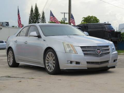 2010 Cadillac CTS for sale at DK Auto Sales in Hollywood FL