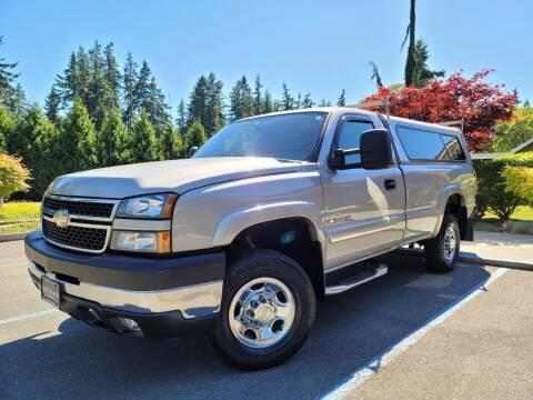 2006 Chevrolet Silverado 2500HD for sale at Silver Star Auto in Lynnwood WA