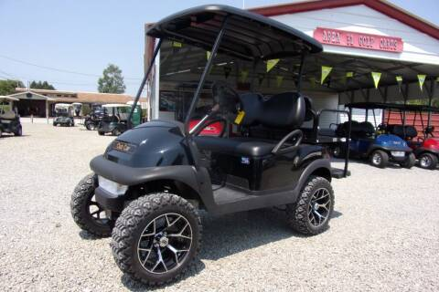 2021 Club Car Lifted Golf Cart Precedent 4 Passenger 48 Volt for sale at Area 31 Golf Carts - Electric 4 Passenger in Acme PA