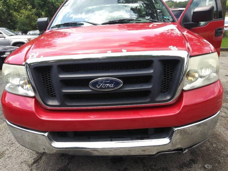 2004 Ford F-150 for sale at Moreland Motorsports in Conley GA
