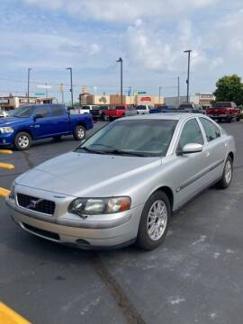 2004 Volvo S60 for sale at COYLE GM - COYLE NISSAN - New Inventory in Clarksville IN
