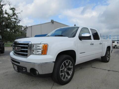 2013 GMC Sierra 1500 for sale at Quality Investments in Tyler TX
